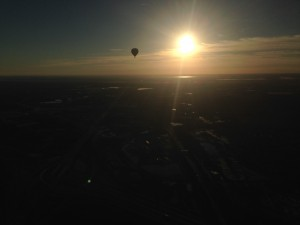 fun things to do in orlando hot air balloon rides Ronnie Affee