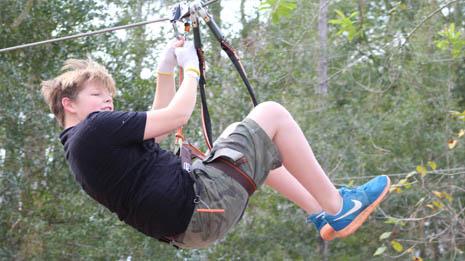 Orlando Tree Trek Ziplines Orlando Florida